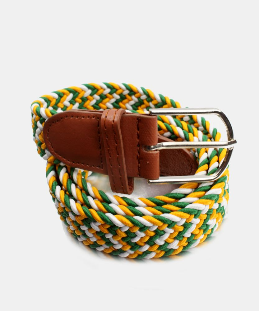 Cinturon Trenzado